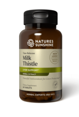 Nature's Sunshine Milk Thistle T/R (60 tabs) (ko)