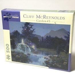 CLIFF MCREYNOLDS GARDEN #5 500 PIECE PUZZLE