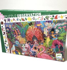 OBSERVATION RIO CARNIVAL 200 PIECE  PUZZLE