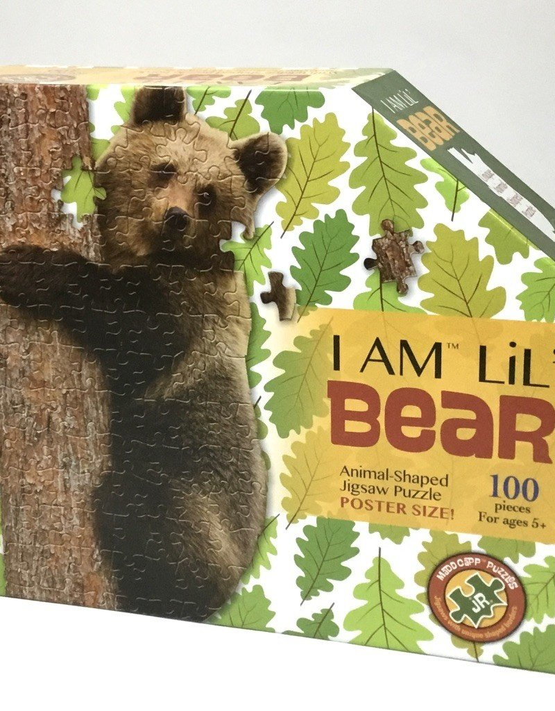 I AM LIL BEAR PUZZLE 100PC