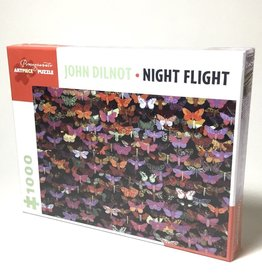 JOHN DILNOT NIGHT FLIGHT 1000 PIECE PUZZLE