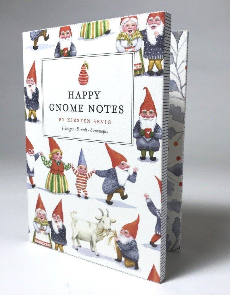 GNOME NOTE CARDS
