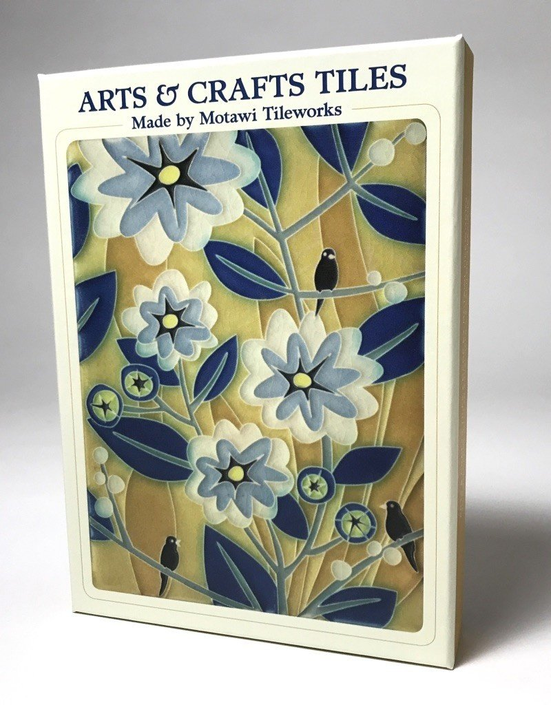 ARTS AND CRAFTS BOXED NOTES