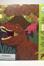 SCRATCH CARDS WHEN DINOSAURS REIGNED