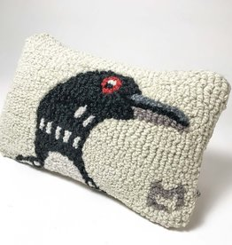 SMALL LOON PILLOW