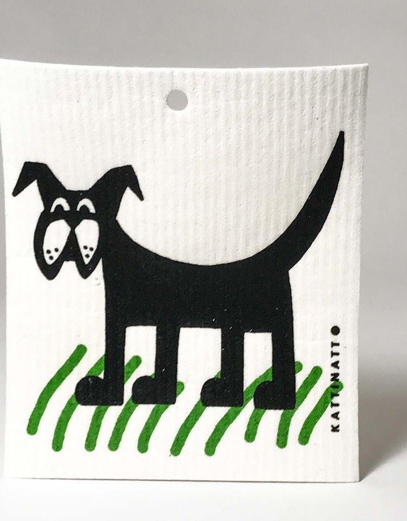 DOG IN GRASS SDC