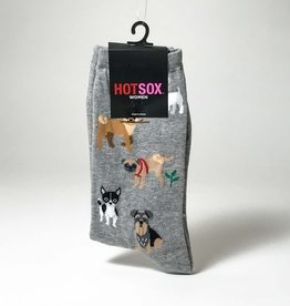 GREY DOGS OF THE WORLD SOCKS