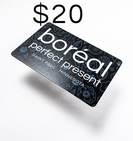 GIFT CARD 20.00