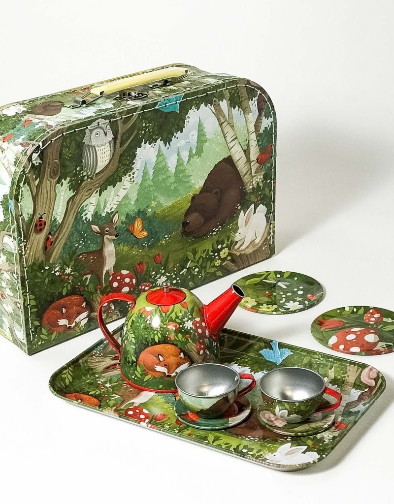 WOODLAND TEA SET