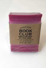 BOOK CLUB SOAP