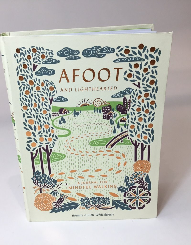 A FOOT AND LIGHTHEARTED
