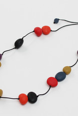 MULTI COLOR CORA NECKLACE