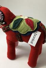 RED DALA HORSE