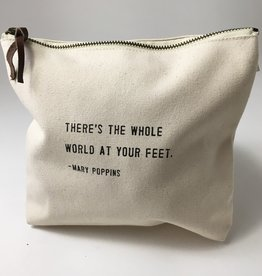 MARY POPPINS CANVAS BAG