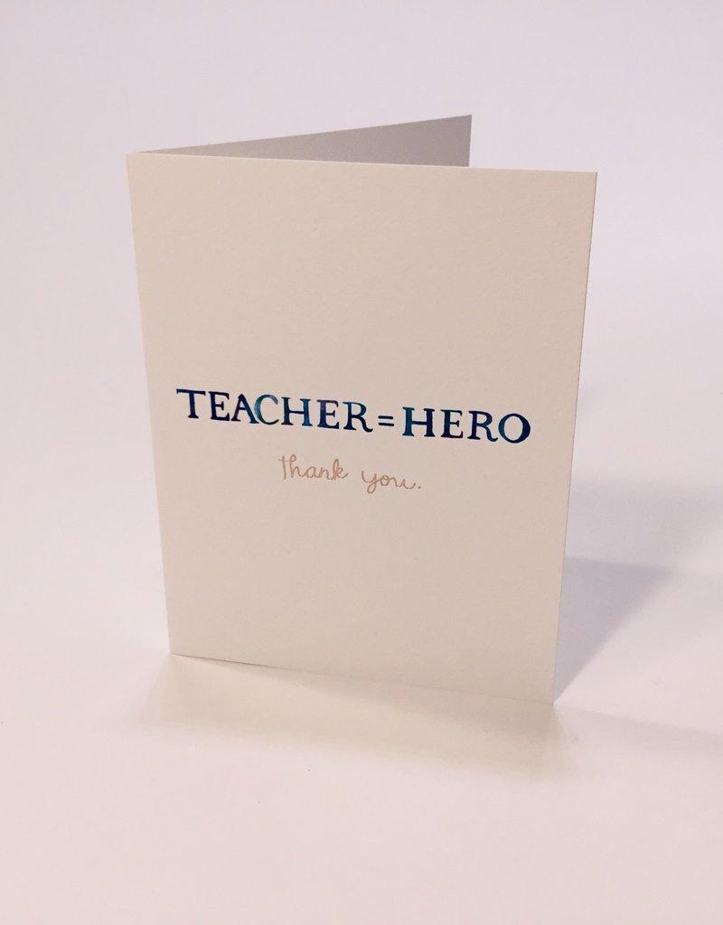 TEACHER CC