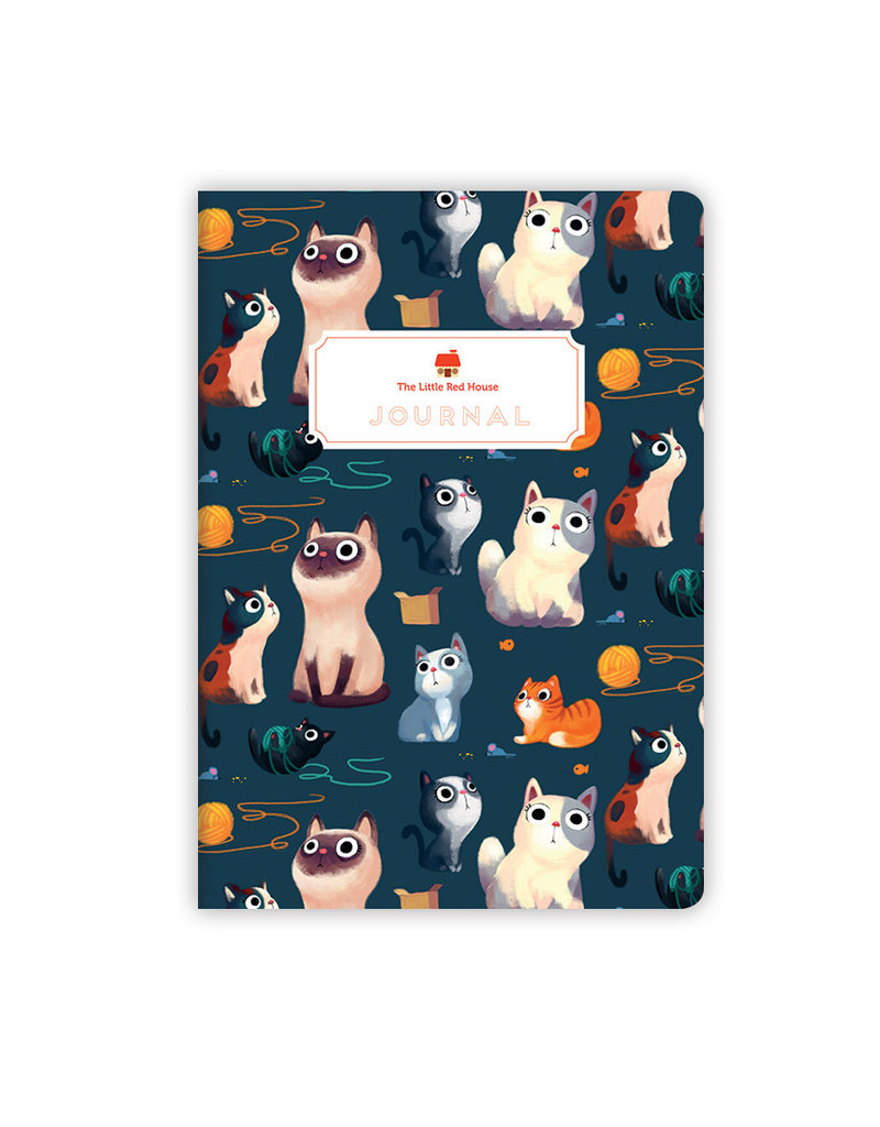 THE LITTLE RED HOUSE CAT JOURNAL