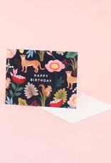 HAPPY BIRTHDAY NAVY ANIMAL KINGDOM  CC