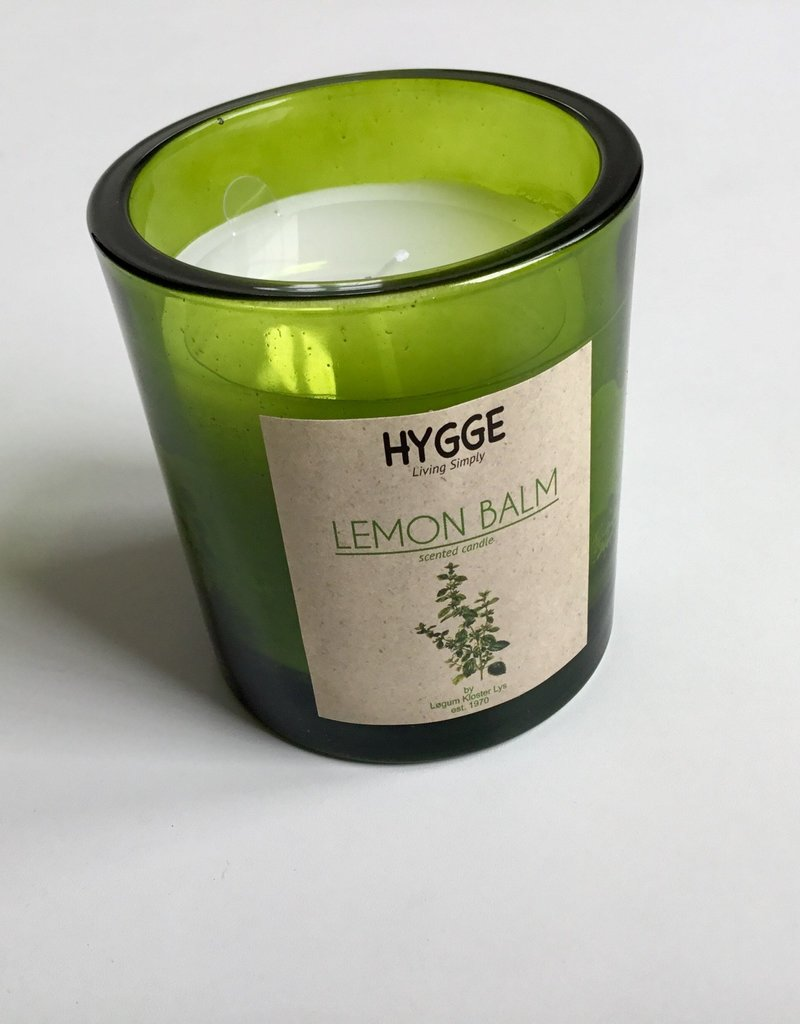 LEMON BALM HYGGE CANDLE