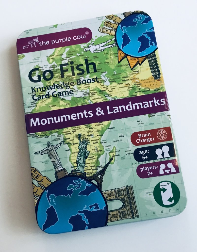 THE PURPLE COW GO FISH DOCUMENTS & LANDMARKS
