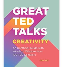 GREAT TED TALKS CREATIVITY
