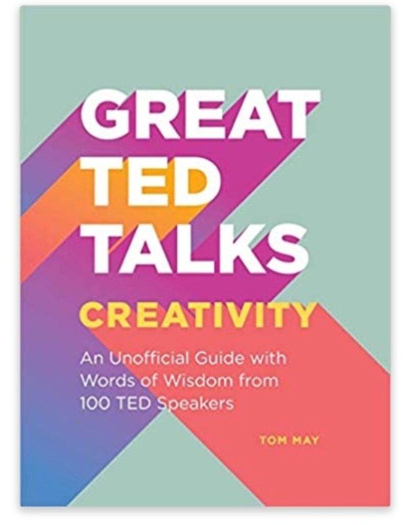 GREAT TED TALKS CREATIVITY
