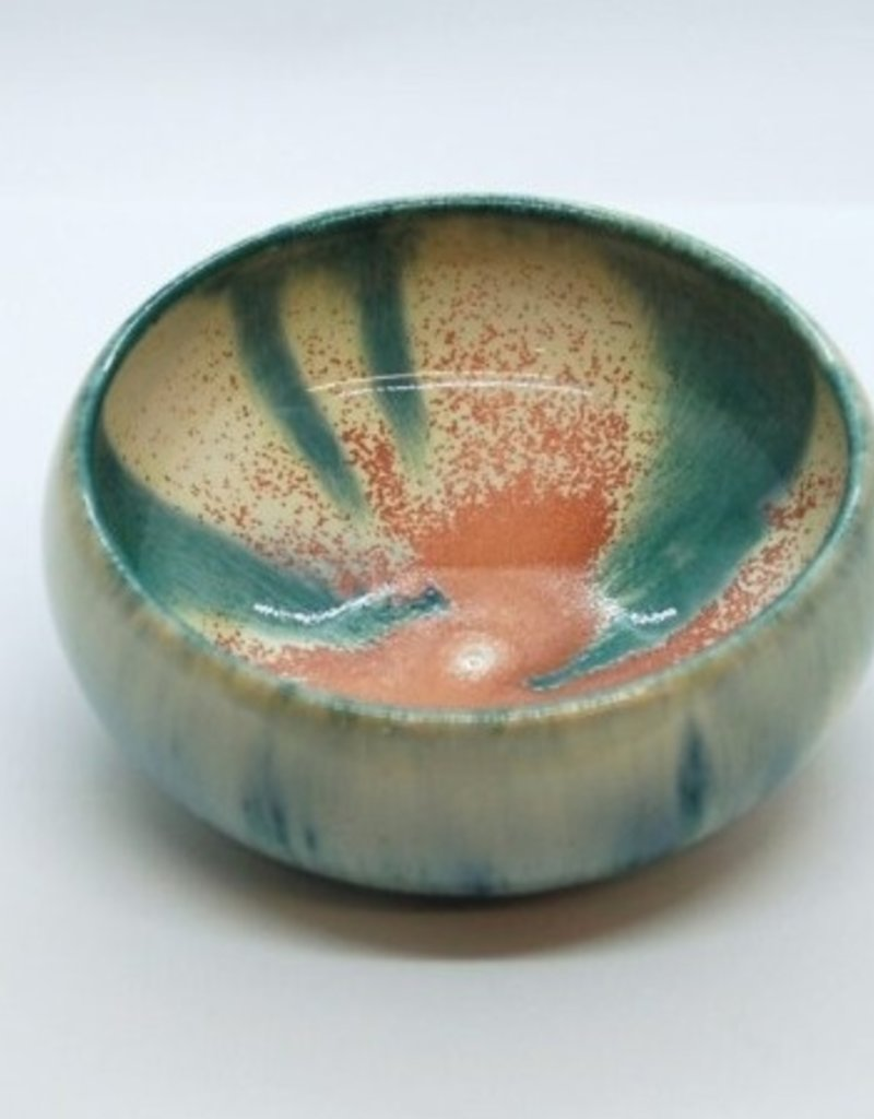 TINY ROUND CERAMIC BOWL