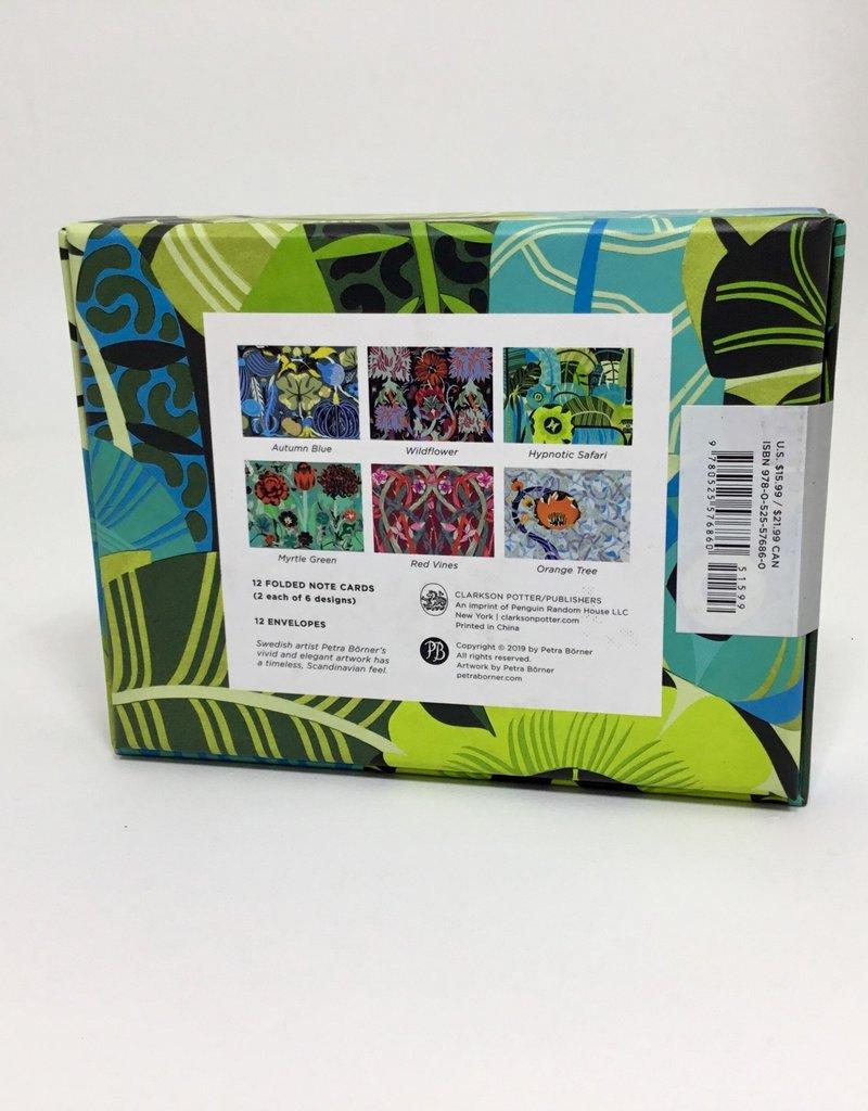 PETRA'S GARDEN BOXED CARDS