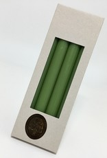 MOSS GREEN BOX 4 TAPERS