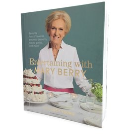 ENTERTAINING WITH MARY BERRY