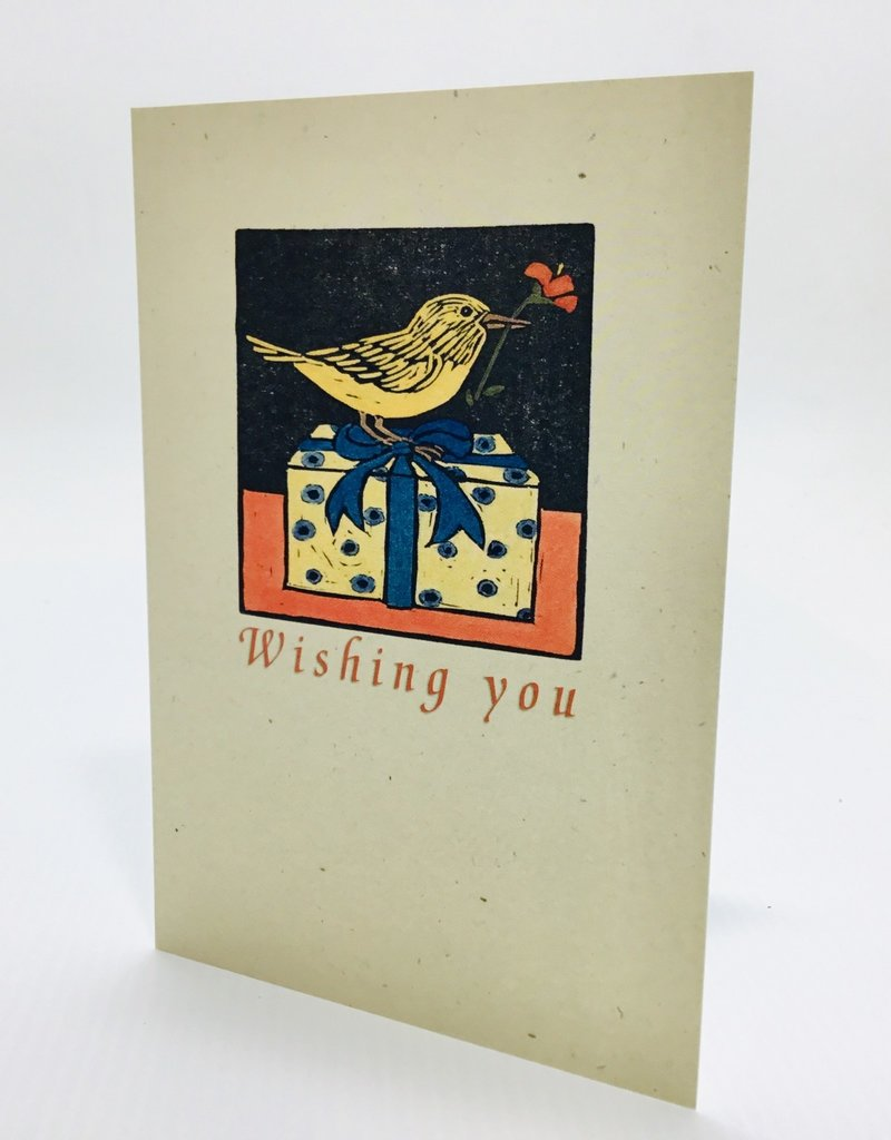 BIRD WISHES CC