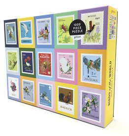 BIRDS OF THE WORLD PUZZLE 1000 PC PUZZLE