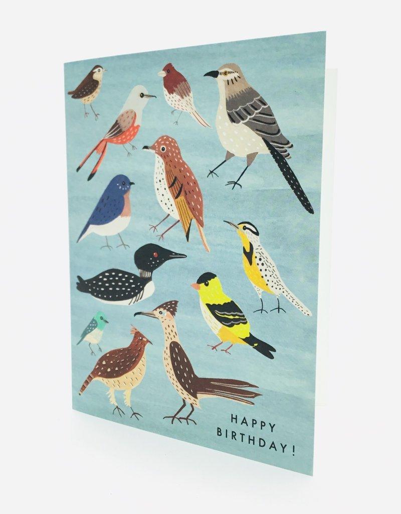 CAROLYN SUZUKI STATE BIRDS CC