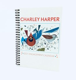 CHARLEY HARPER 2021 ENGAGEMENT CALENDER