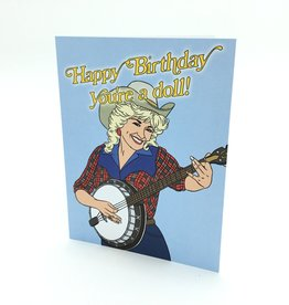 DOLLY HAPPY BIRTHDAY CC