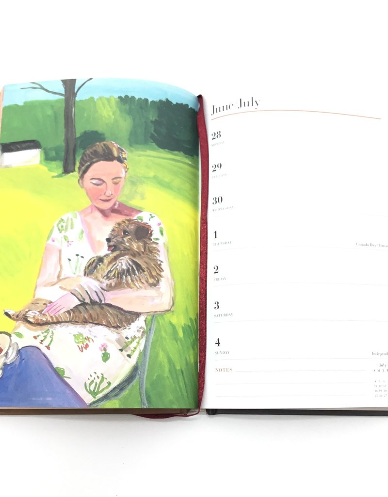 THE WORLD OF MARIA KALMAN ENGAGEMENT CALENDAR