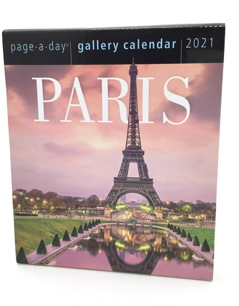 PARIS GALLERY PAGE A DAY