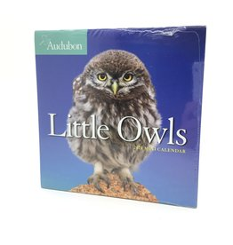 LITTLE OWLS MINI CALENDAR