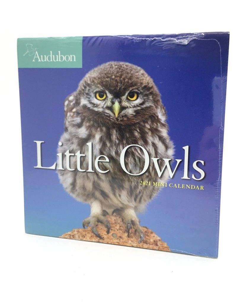 LITTLE OWLS MINI CALENDAR