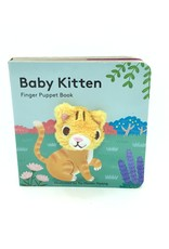 BABY KITTEN FINGER PUPPET BOOK
