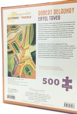 EIFFEL TOWER 500 PICE PUZZLE