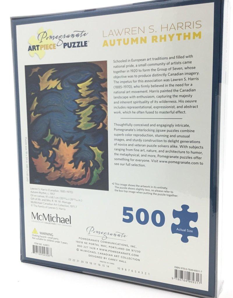 AUTUMN RHYTHM 500 PIECE PUZZLE