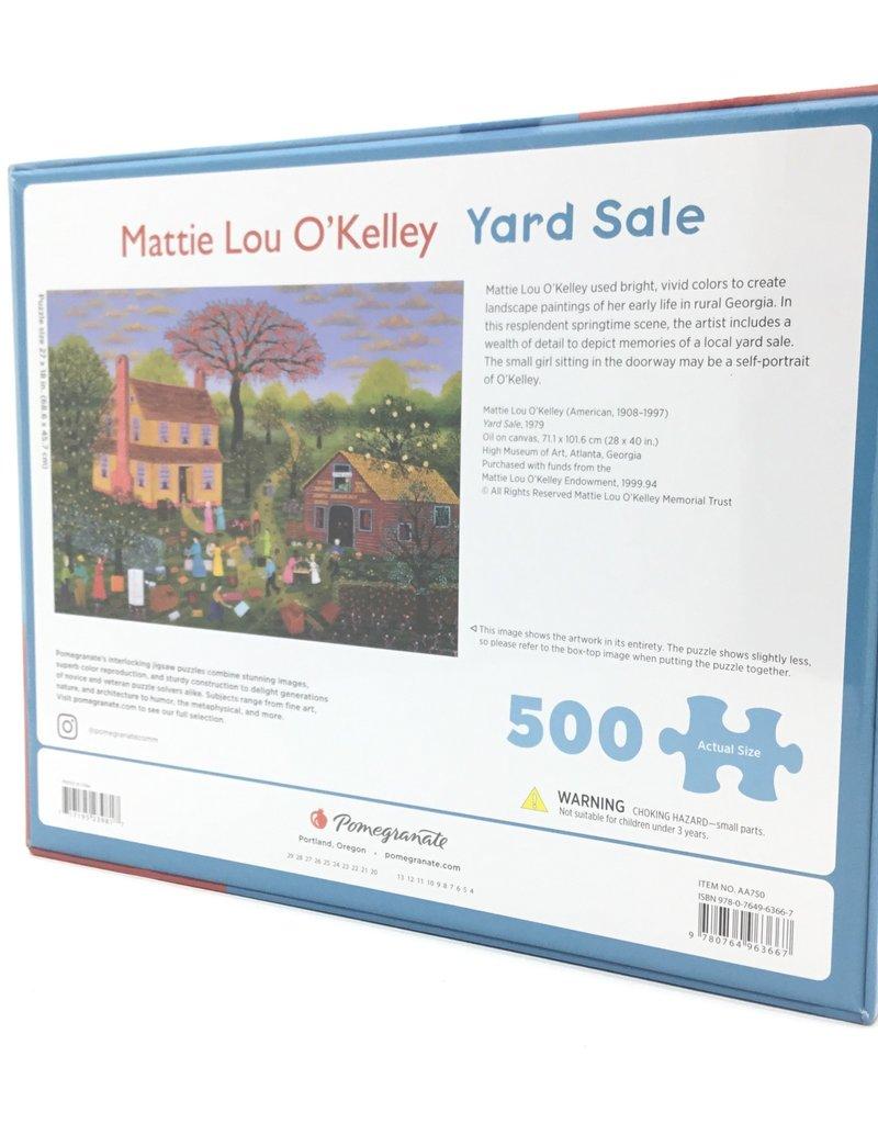 YARD SALE 500 PIECE PUZZLE