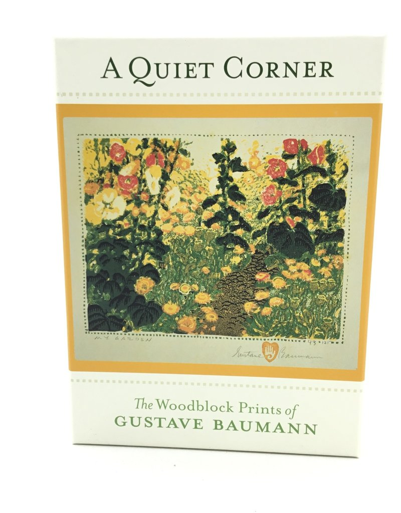 A QUIET CORNER BOXED NOTES