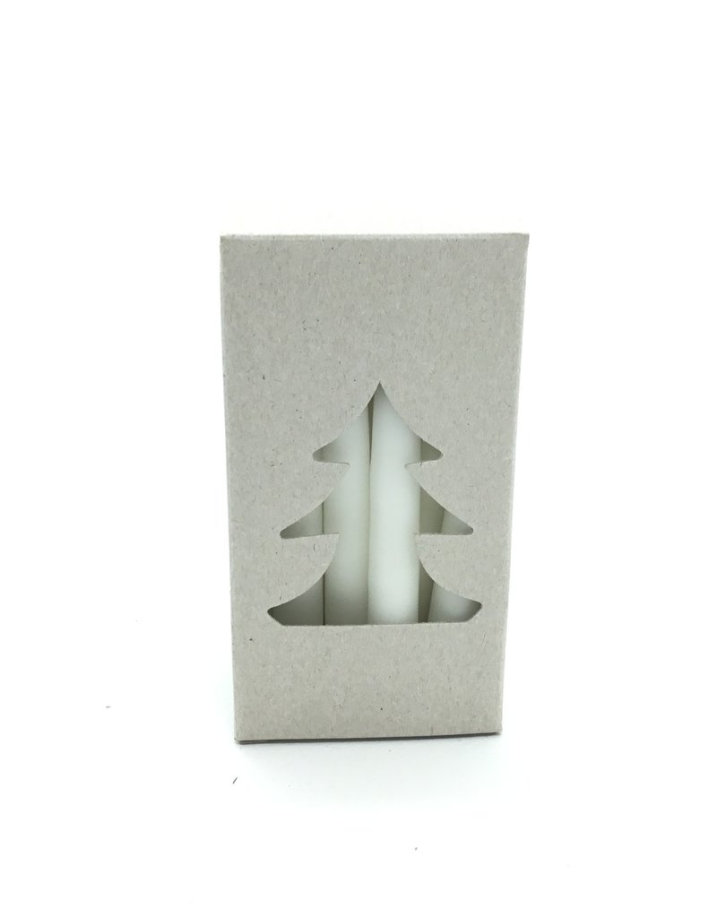 WHITE CHIME CANDLES