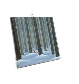 TALL TREES CERAMIC TILE