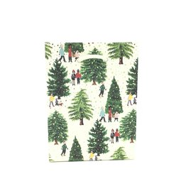 CHRISTMAS TREE FARM SMALL GIFT BAG