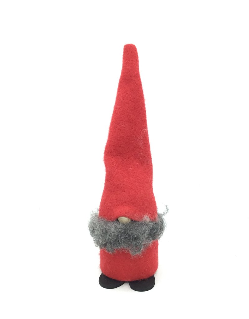 LARGE RED TOMTE