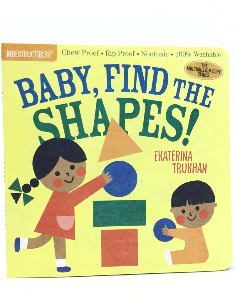 BABY, FIND THE SHAPES