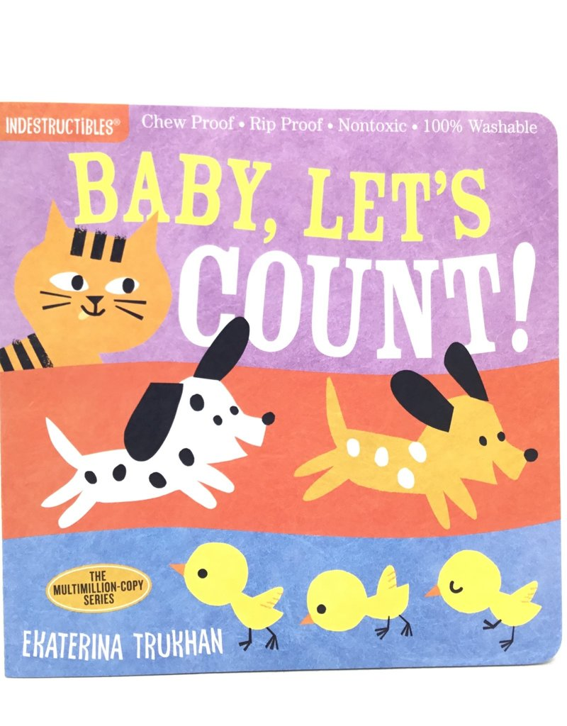 BABY, LET'S COUNT