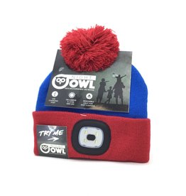 BLUE RED NIGHT SCOUT HAT KIDS